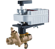 Pressure Regulating Ball Valves VRN Series